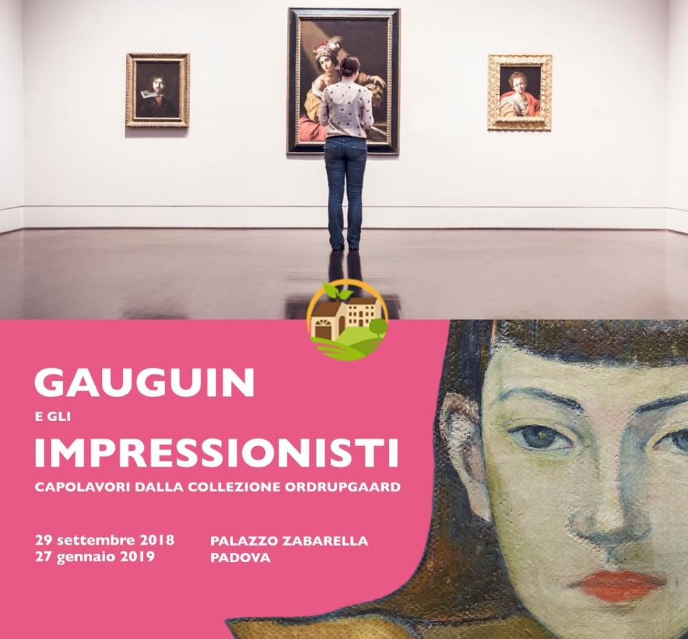 Gauguin e gli impressionisti- Vivi la bellezza della natura