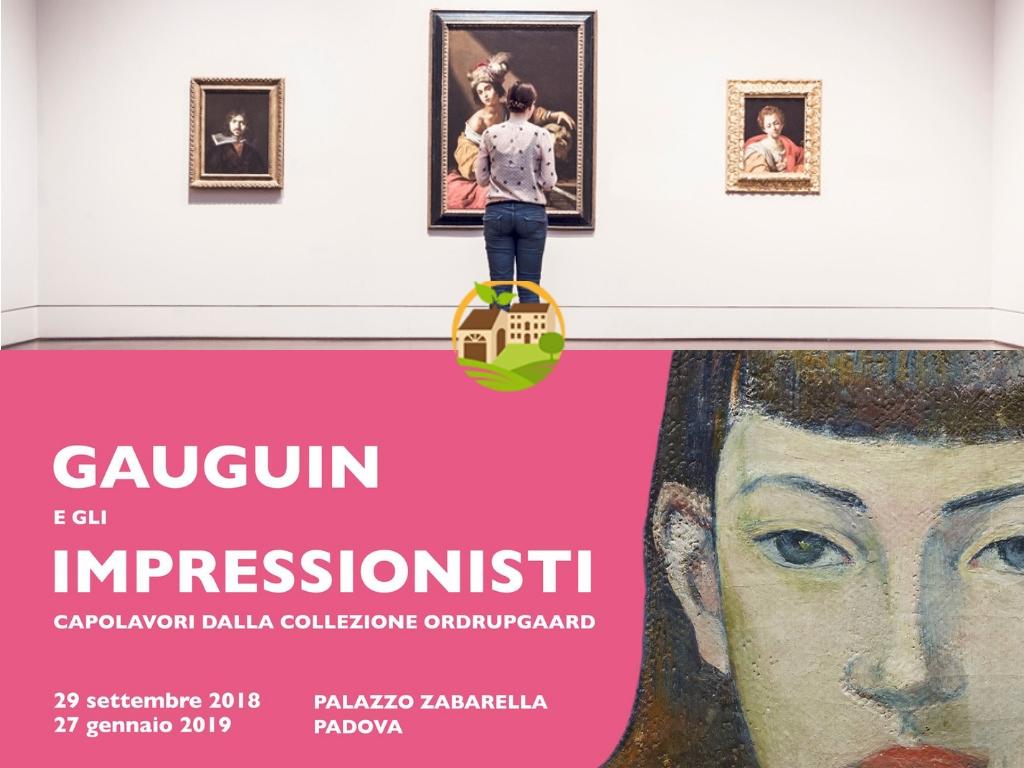 OFFERTA SPECIALE Gauguin e gli impressionisti – Vivi la bellezza!