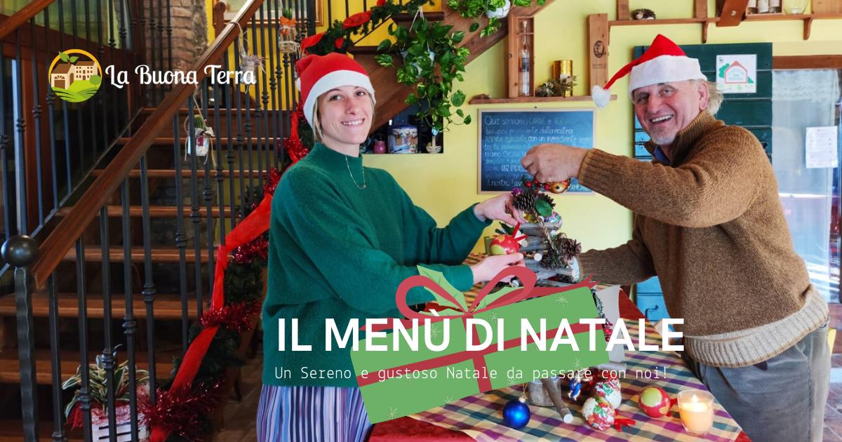 Pranzo di Natale a domicilio – Venerdì 25 Dicembre 2020